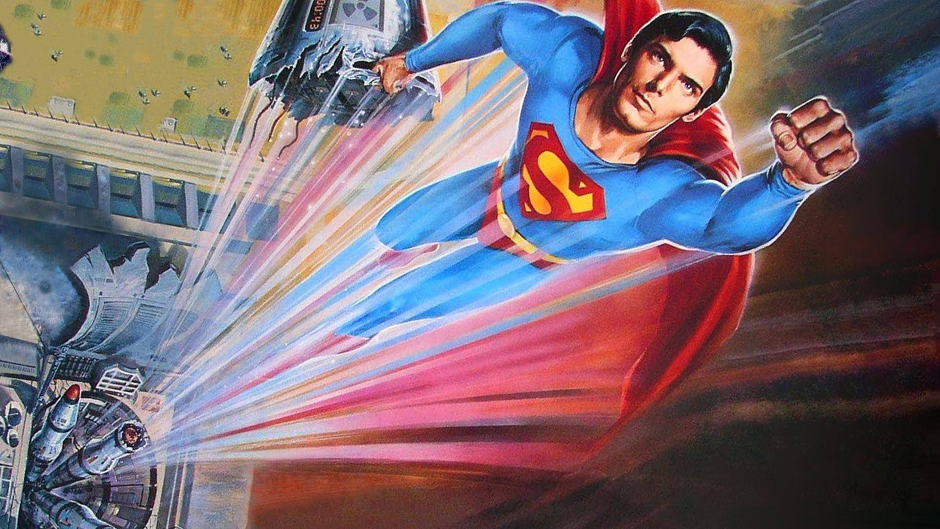 Superman IV: The Quest for Peace (Wallpaper) - Superheroes Wallpaper