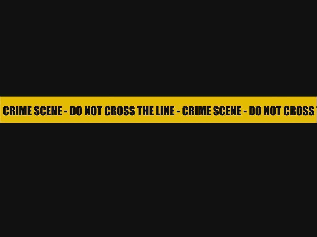 Image For > Crime Scene Tape Wallpapers