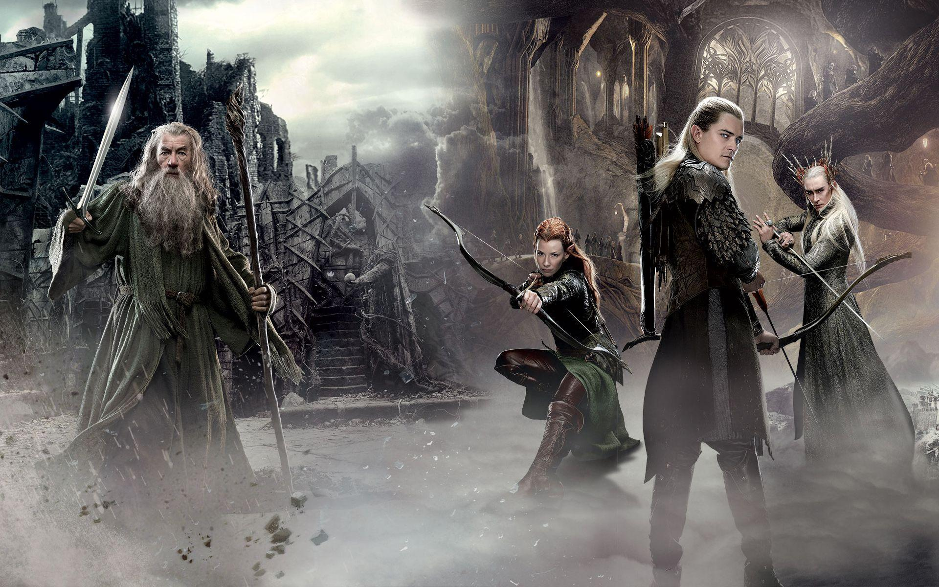 The Hobbit Movie HD Wallpapers