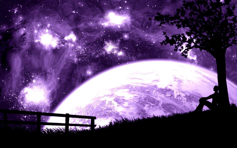 Cool Purple Wallpapers