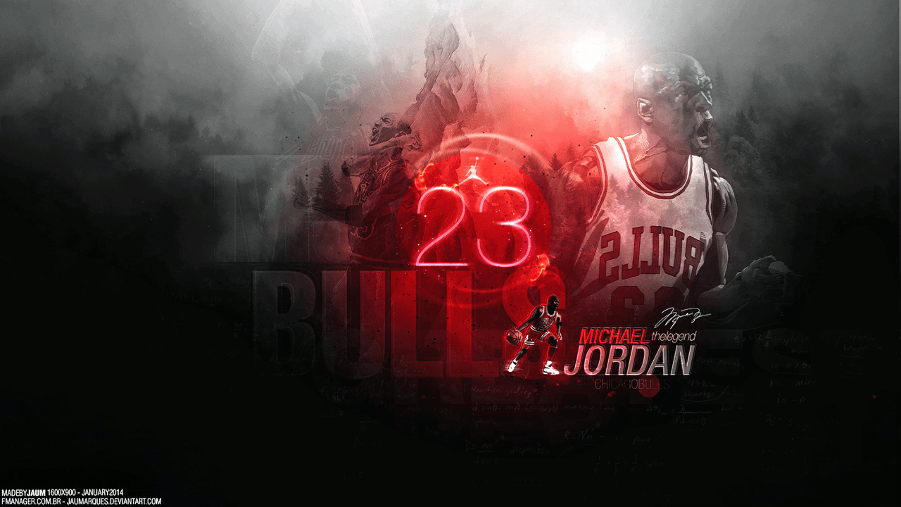 Michael Jordan 23 Bulls Wallpapers