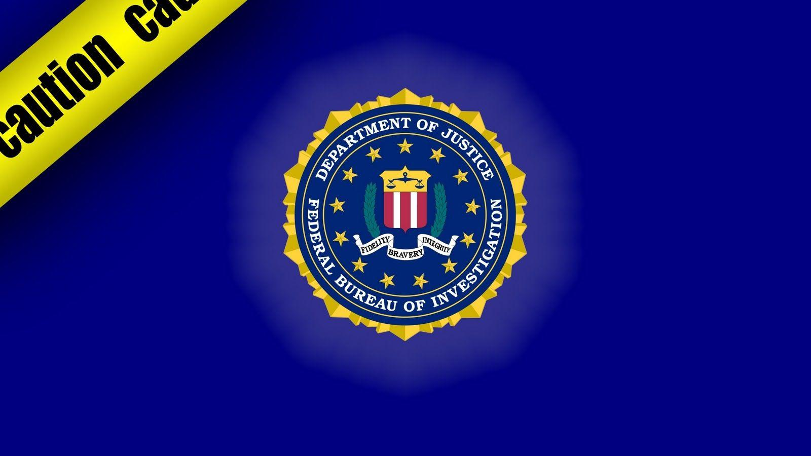 fbi logo wallpapers wallpaper cave
