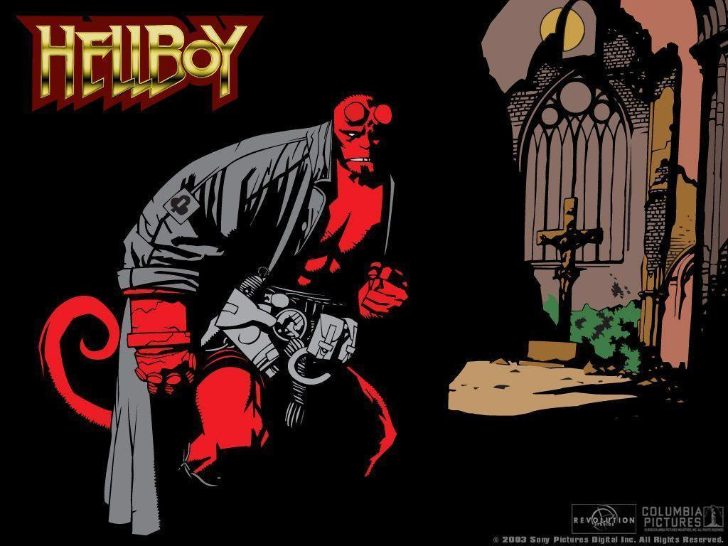 Hellboy Wallpapers Pictures