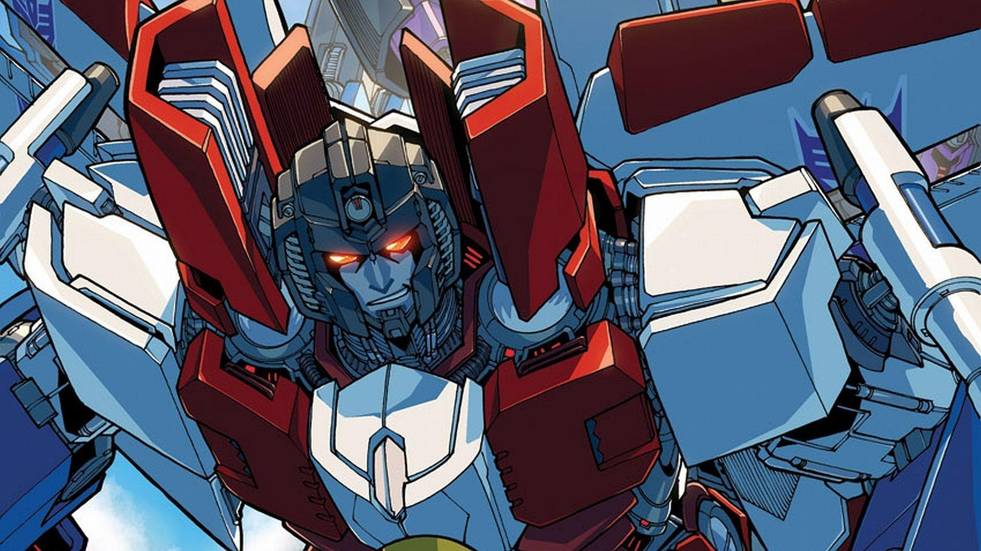 Image For > Starscream Wallpapers