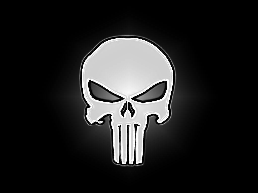 punisher wallpaper skull - www.
