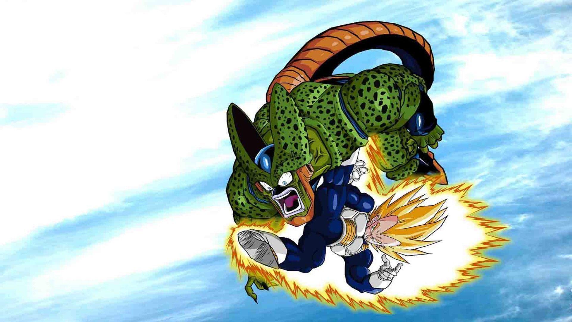 Dragon Ball Z HD Wallp...