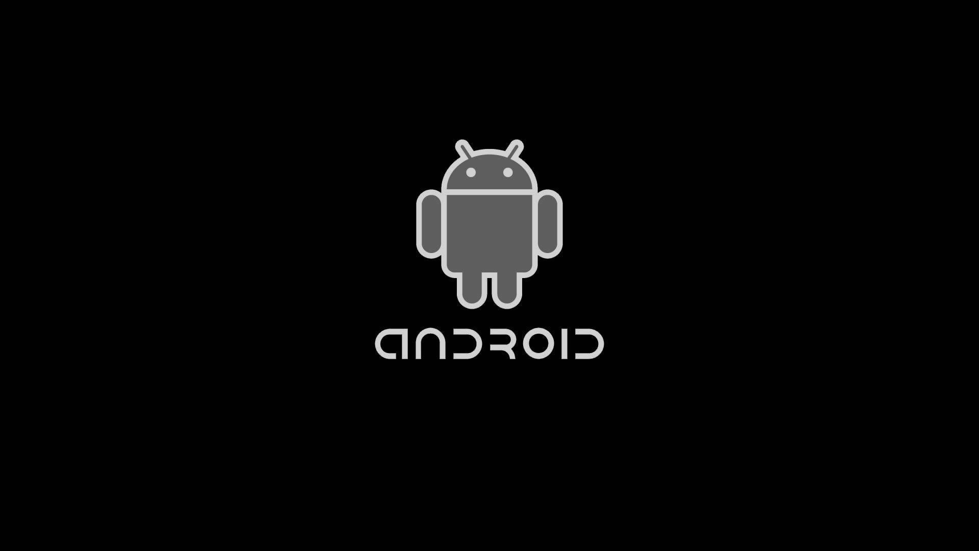 Black Android Face Grainy Android Wallpaper Phone Wallpapers