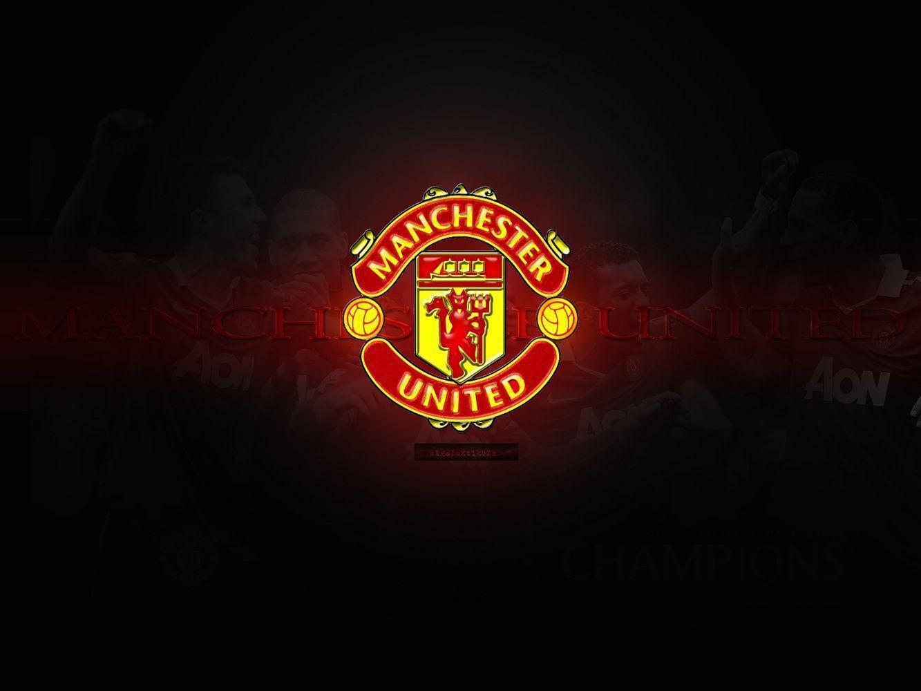 World Sports Hd Wallpapers: Manchester United Hd Wallpapers 2012