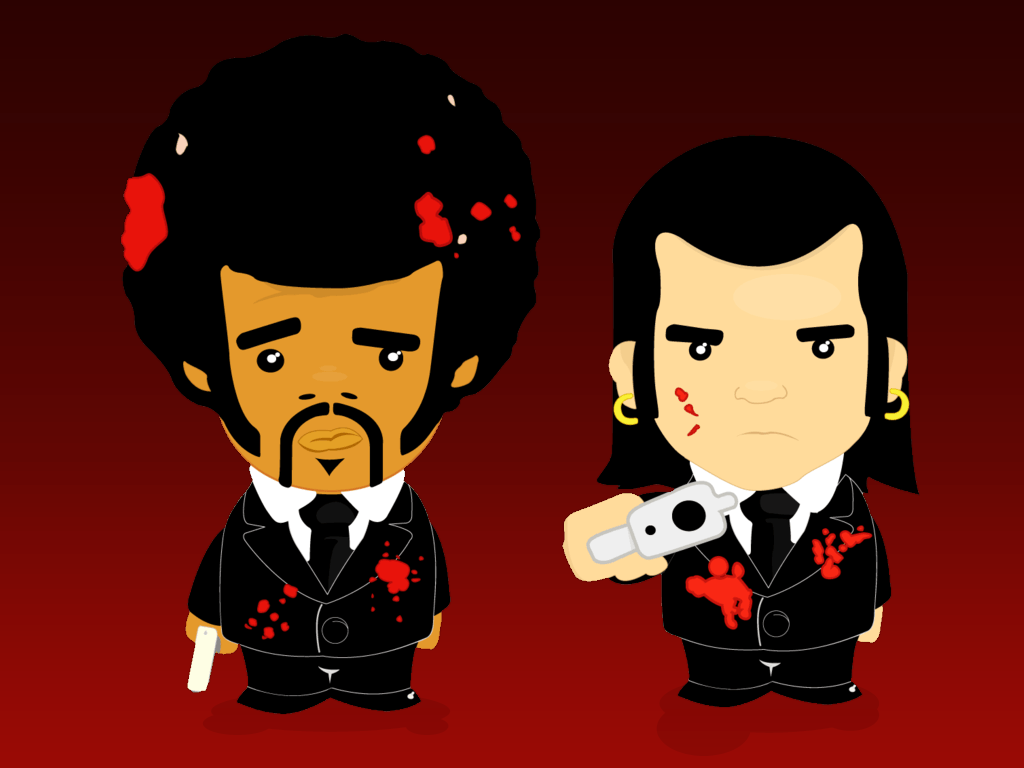 Pulp Fiction Wallpaper | Style Favor – Photos, pictures and ...
