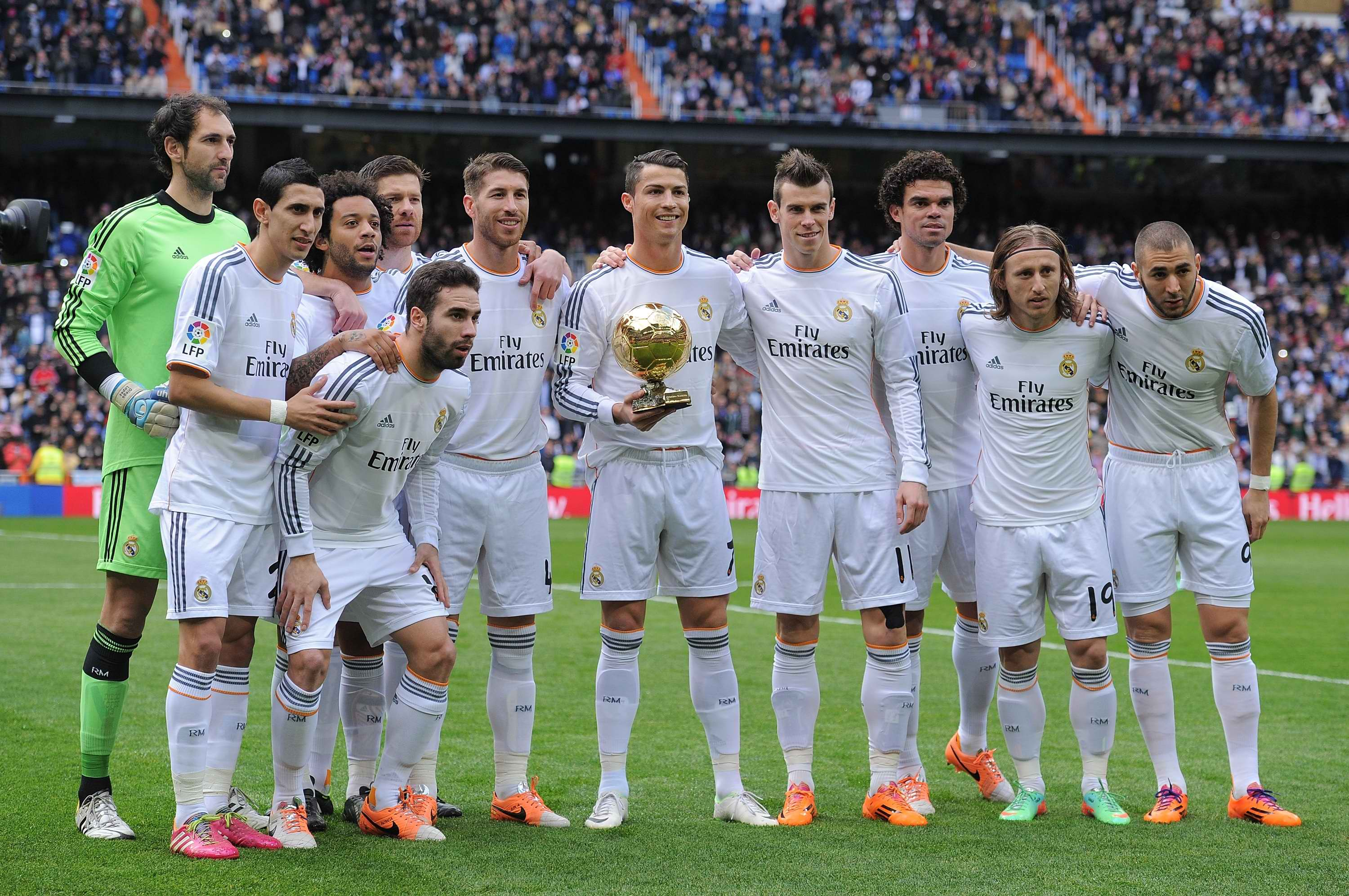 Real Madrid FC 2014 Winner