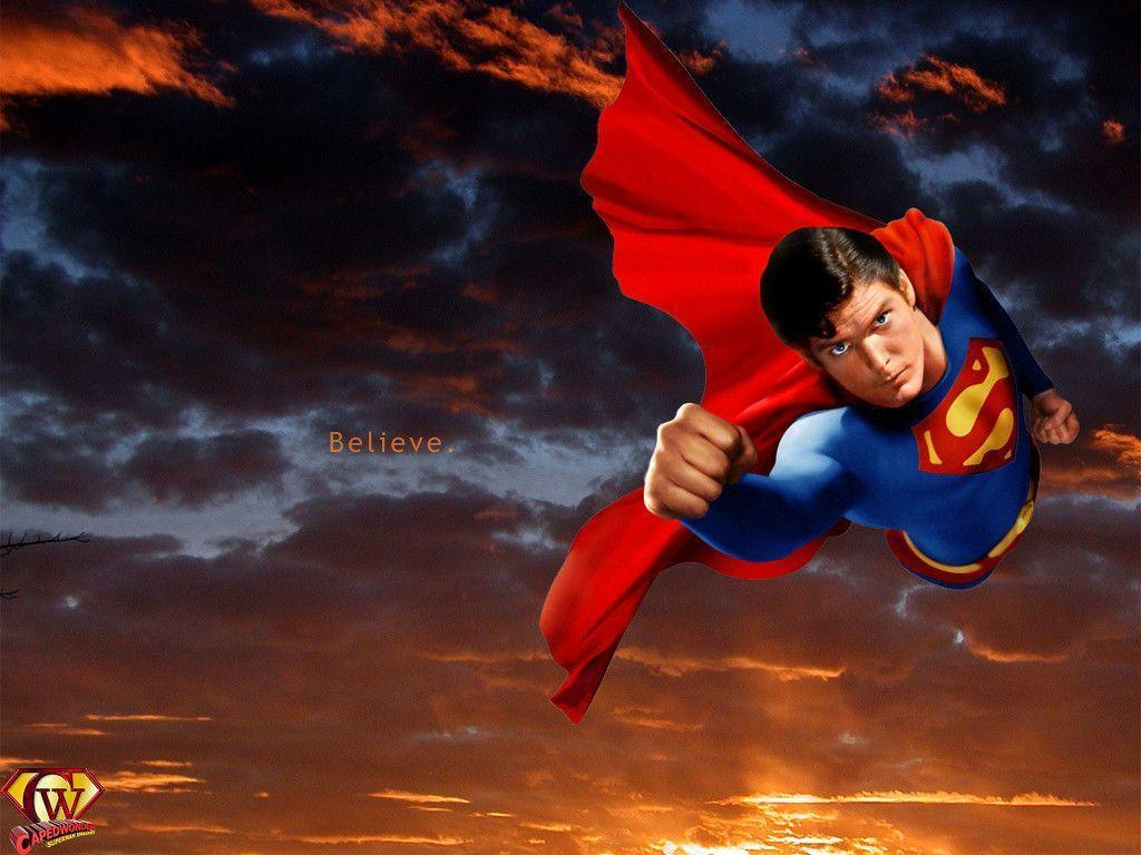 Superman - Superman (The Movie) Wallpaper (20439151) - Fanpop