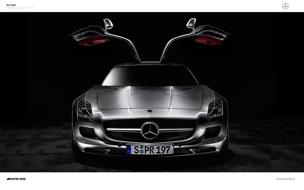 Mercedes Benz Amg Wallpapers Wallpaper Cave