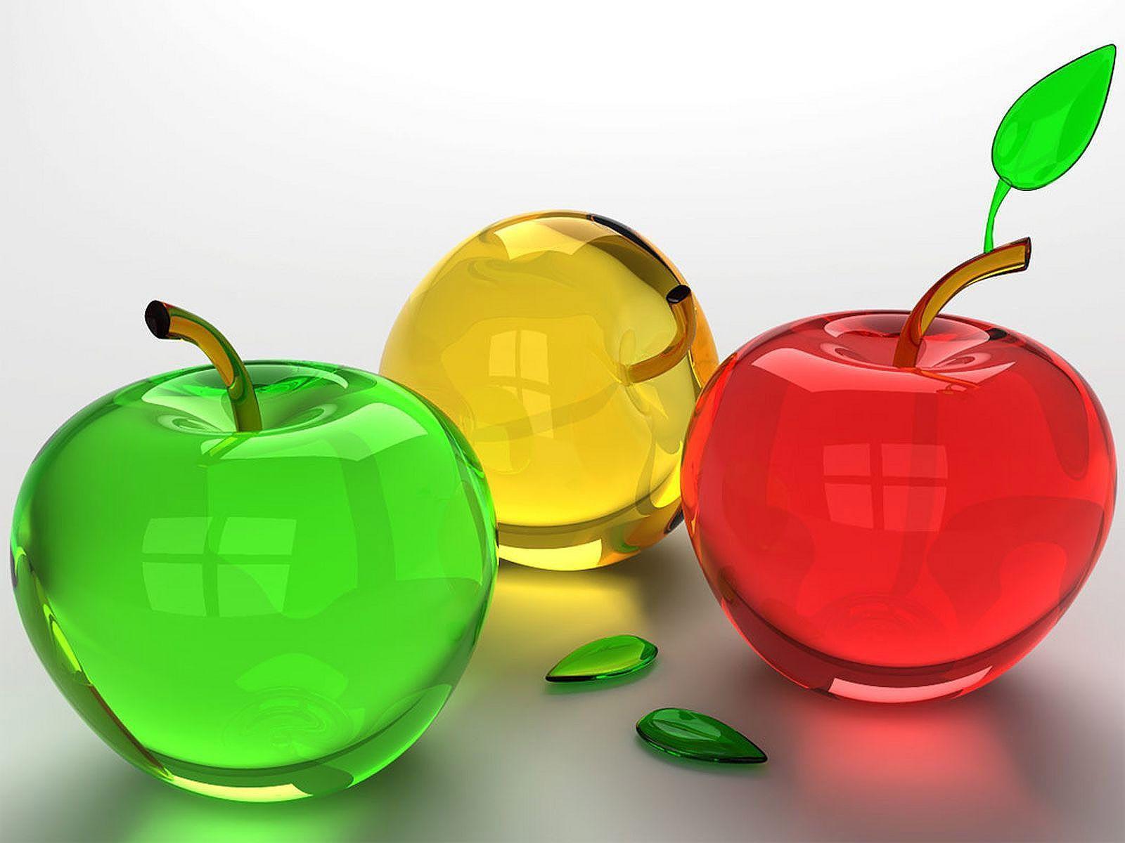 image 3d fruit desktop - photo #8