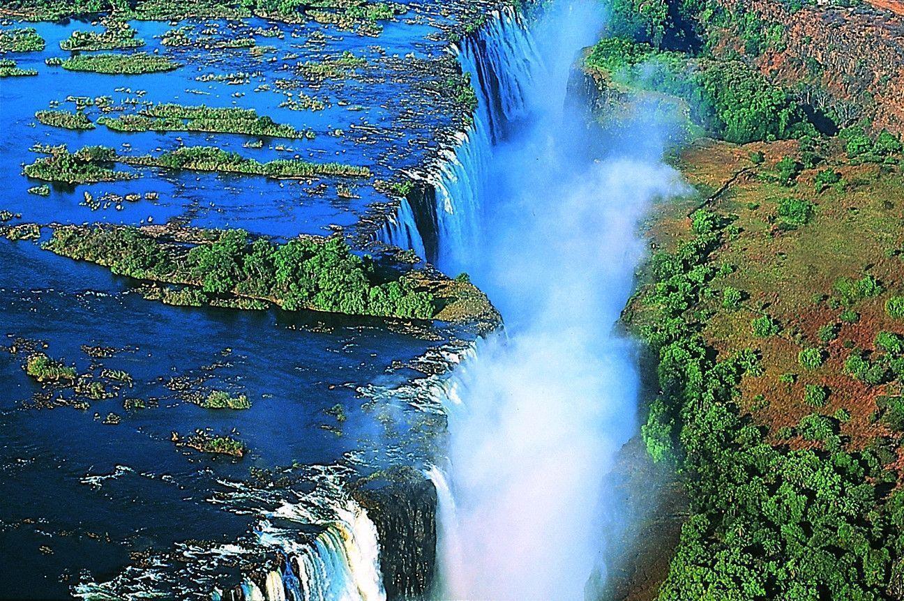 Victoria Falls Wallpapers - Wallpaper Cave