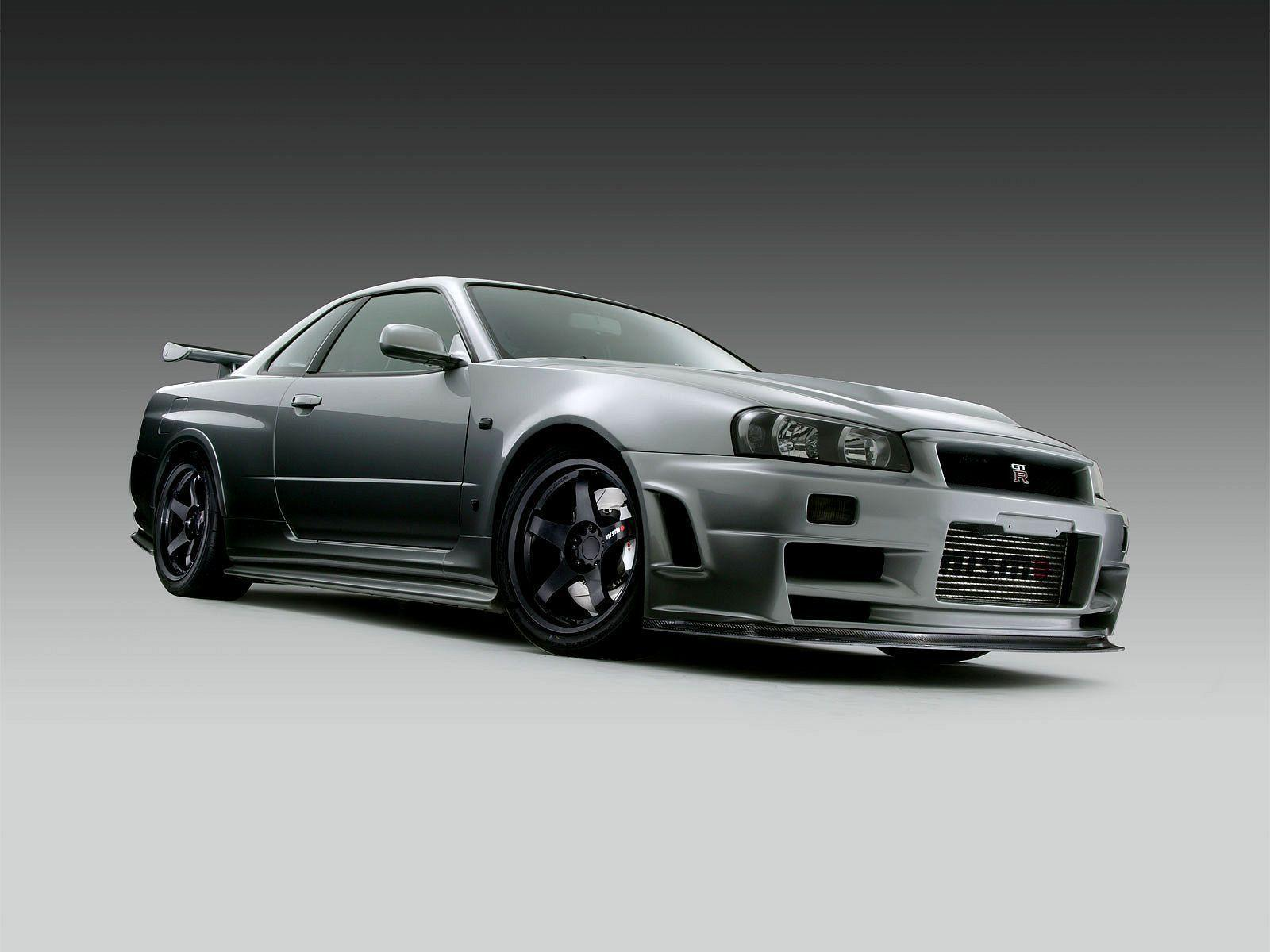Cars Nissan Skyline R34 Nismo Wallpapers