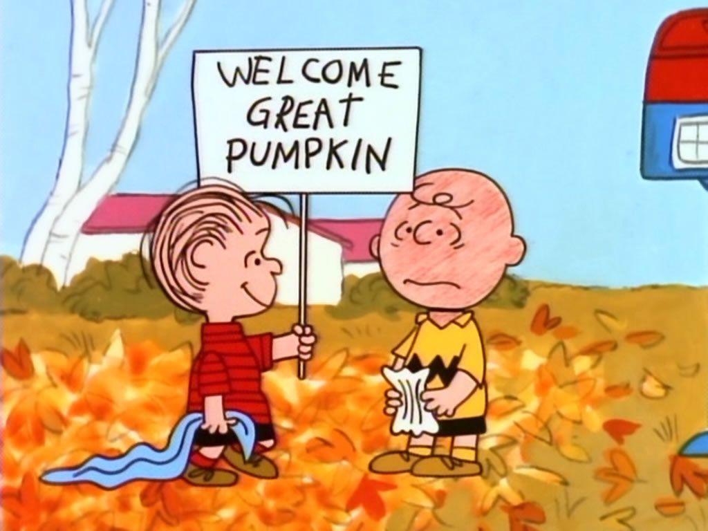 Charlie Brown Halloween Wallpapers