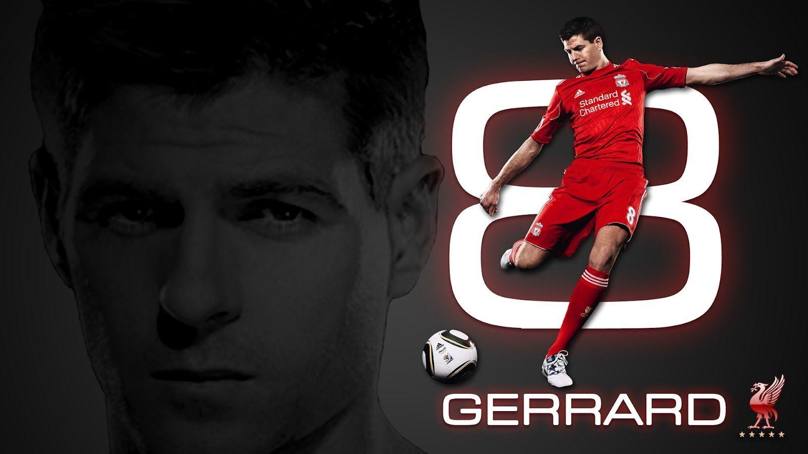 Steven Gerrard Wallpapers Wallpaper Cave