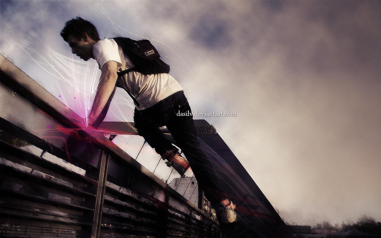 Awesome Parkour Wallpaper Parkour Backgrounds - ...