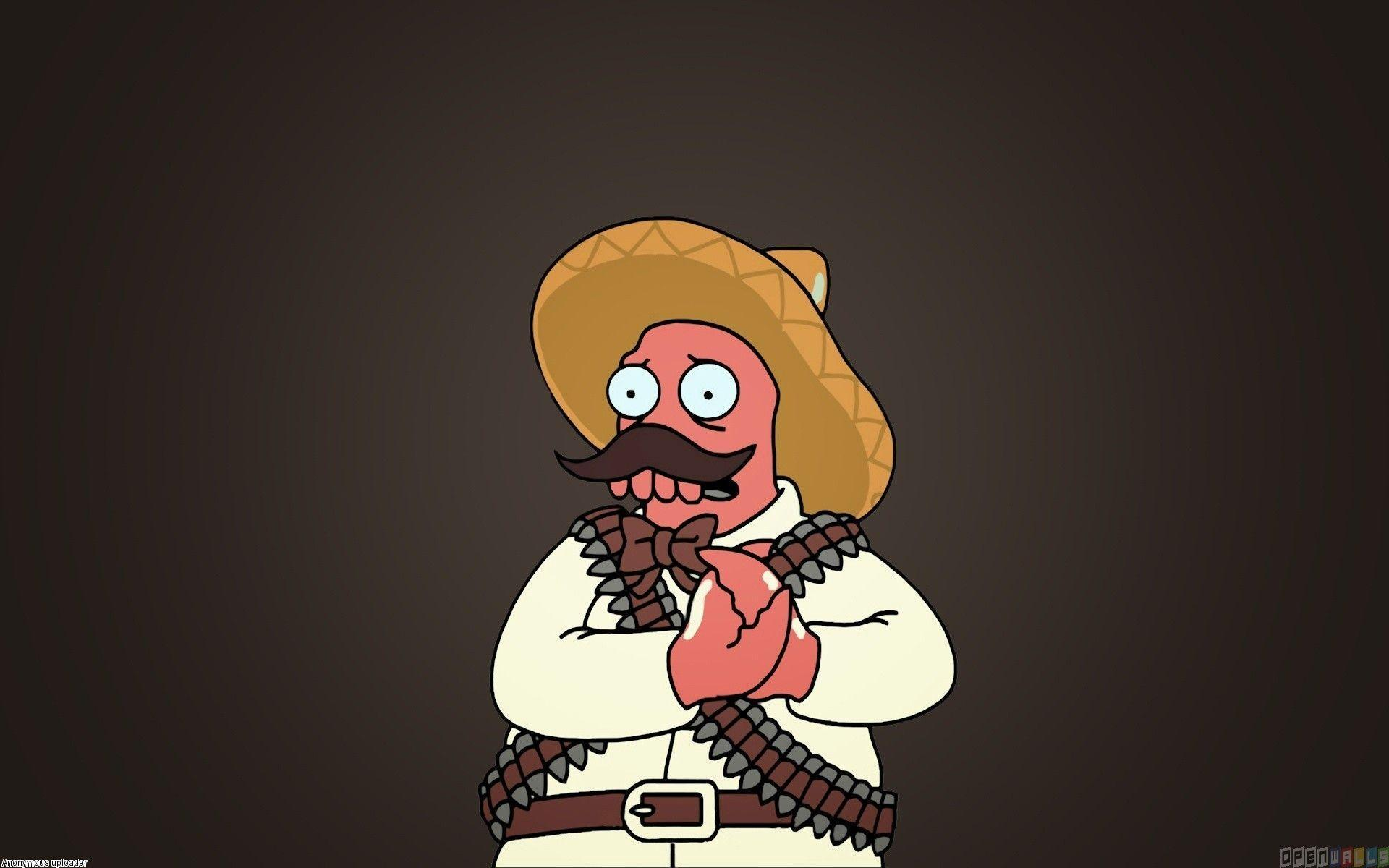 Black Cartoon Wallpaper 55 Image Collections Of: Dr Zoidberg Wallpapers