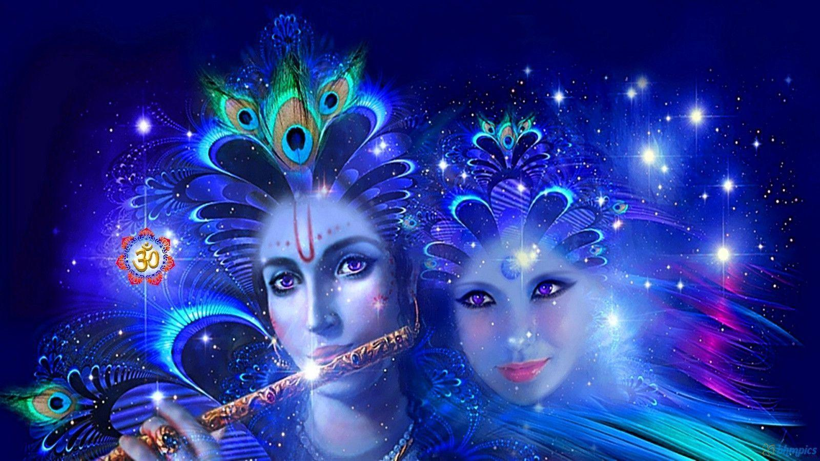 3d Hd Wallpaper Radha Krishna Download #363 Wallpaper .