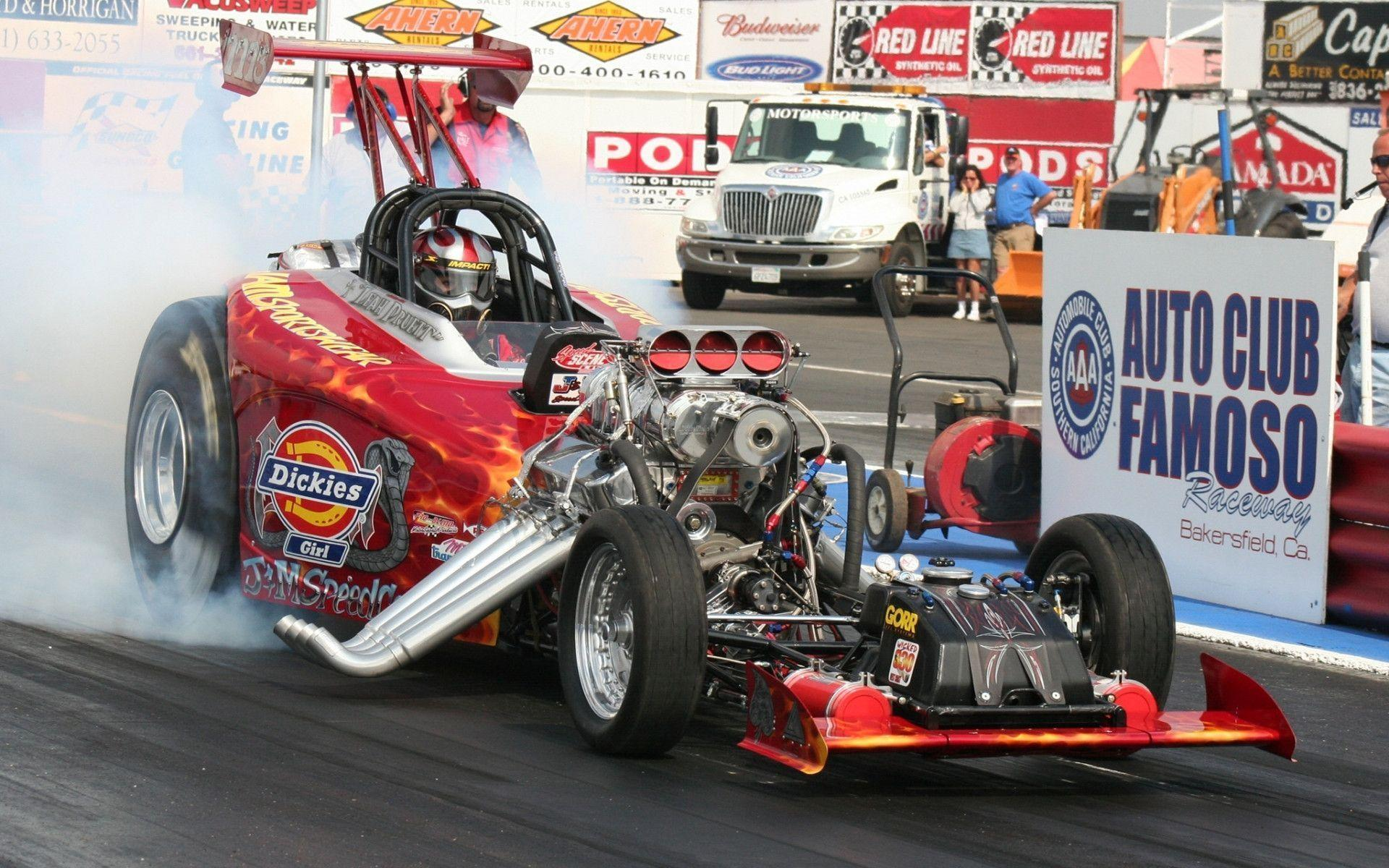 Nhra drag racing track hot rod retro engine cars wallpaper ...