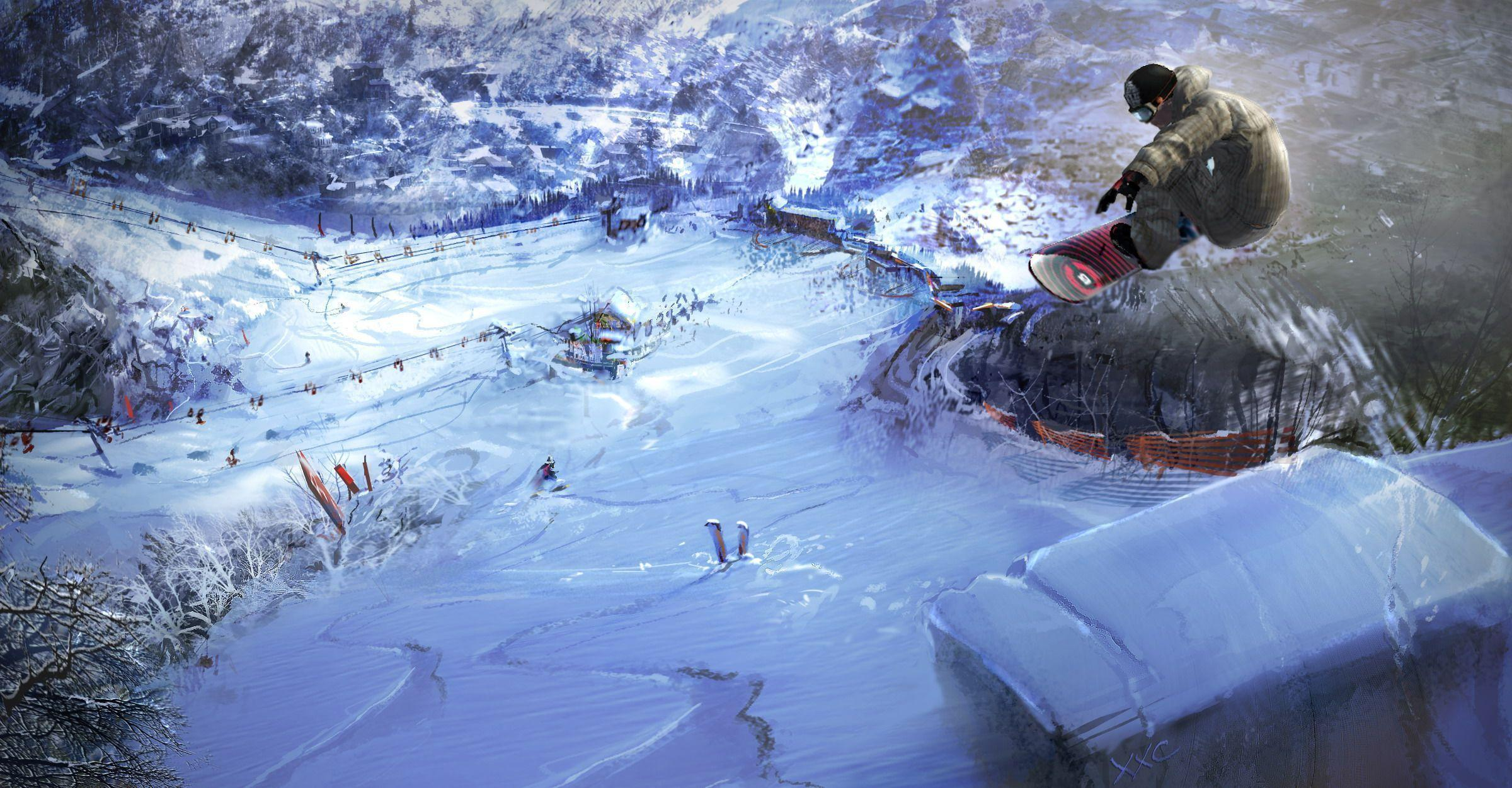 snowboarding wallpapers wallpaper cave