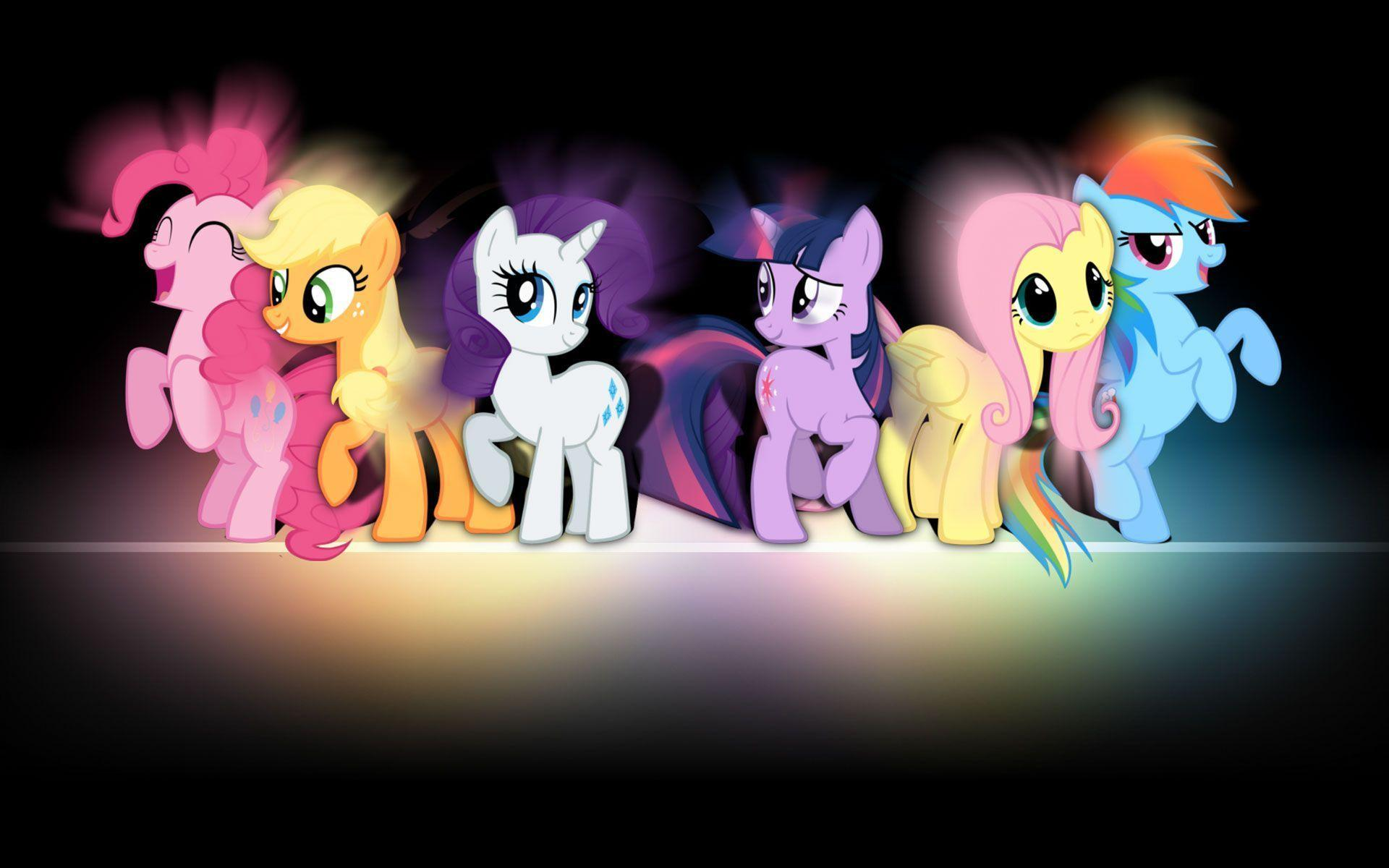 Free My Little Pony Wallpapers 21426 1920x1200 px