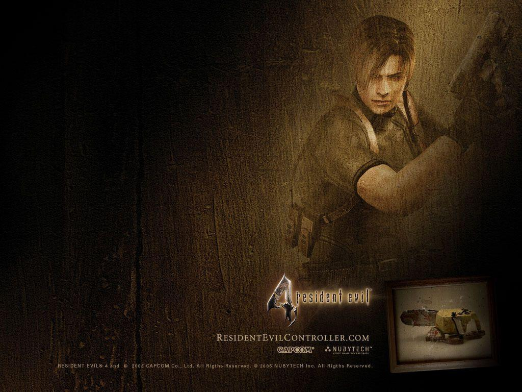 Leon Kennedy Wallpapers