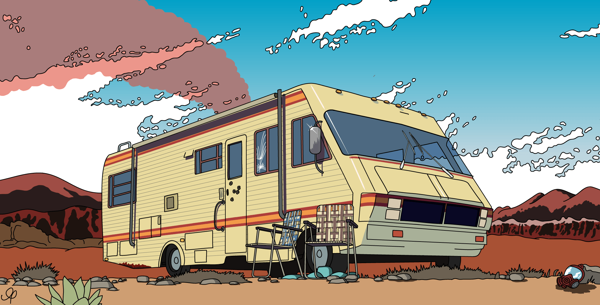Just an awesome wallpaper I came across. : breakingbad