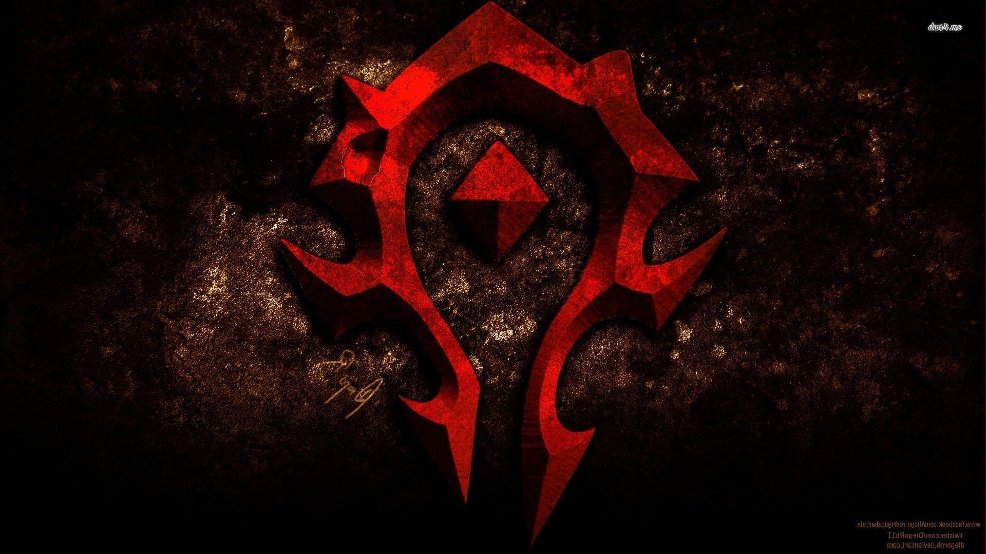 Wow Horde Logo Wallpapers Image & Pictures