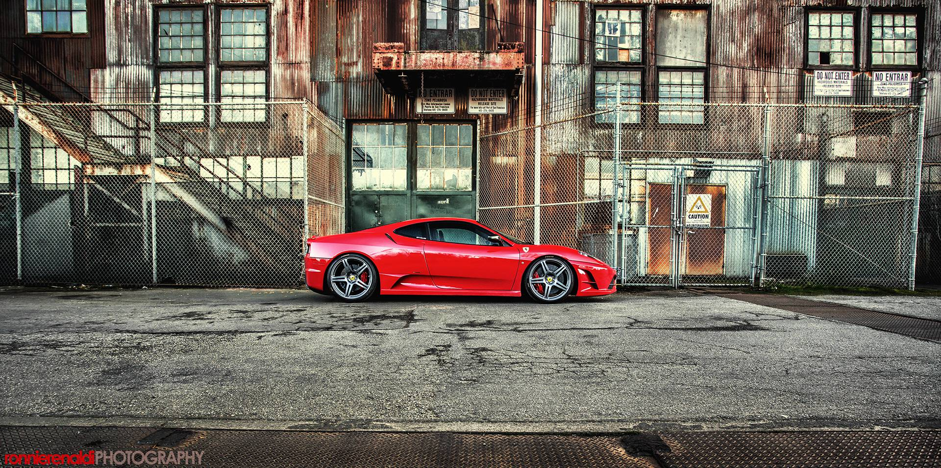 Your Ridiculously Awesome Ferrari F430 Wallpapers Is Here