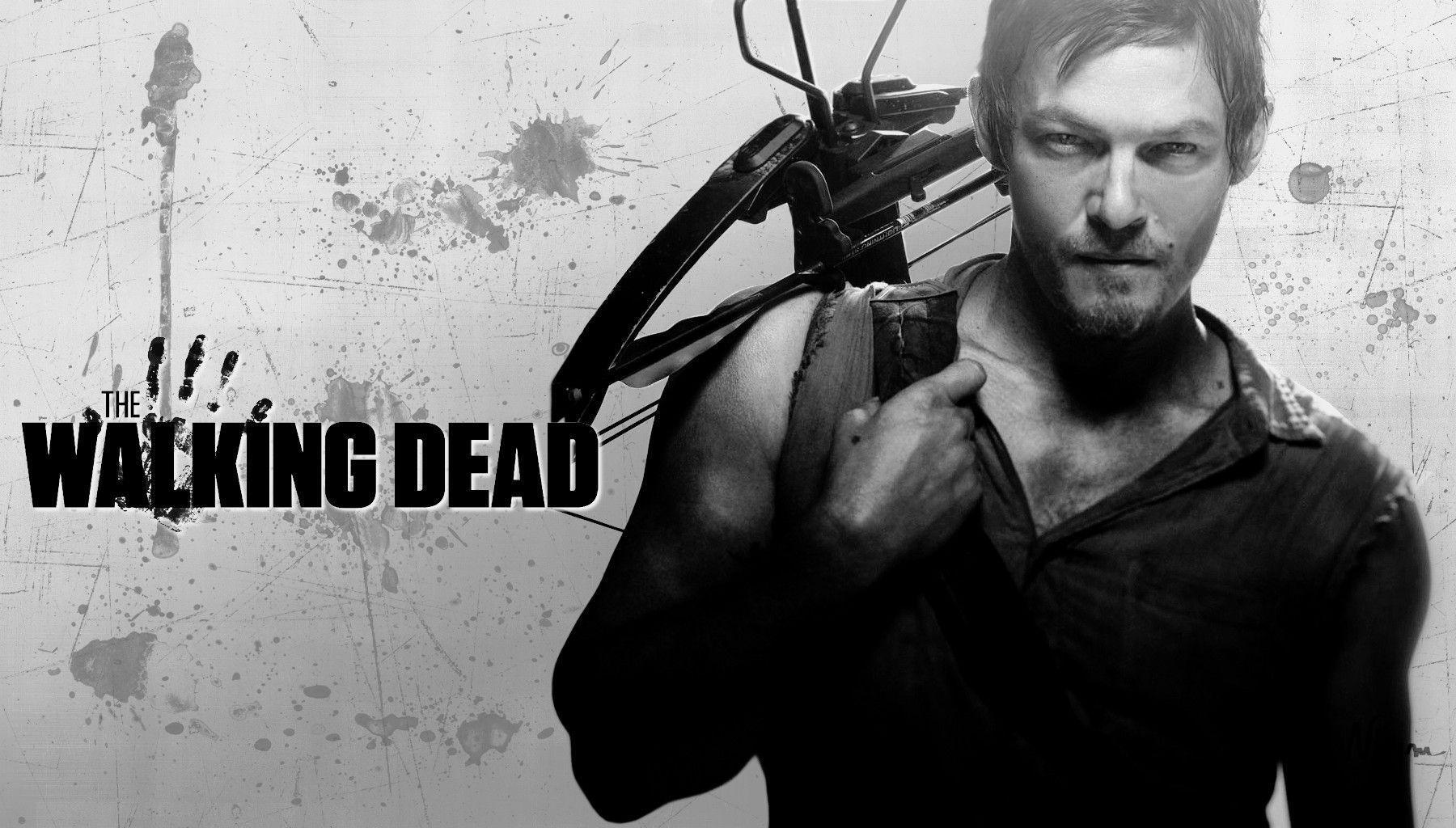 Daryl Norman Reedus Wallpaper By Angel Love123 On DeviantArt