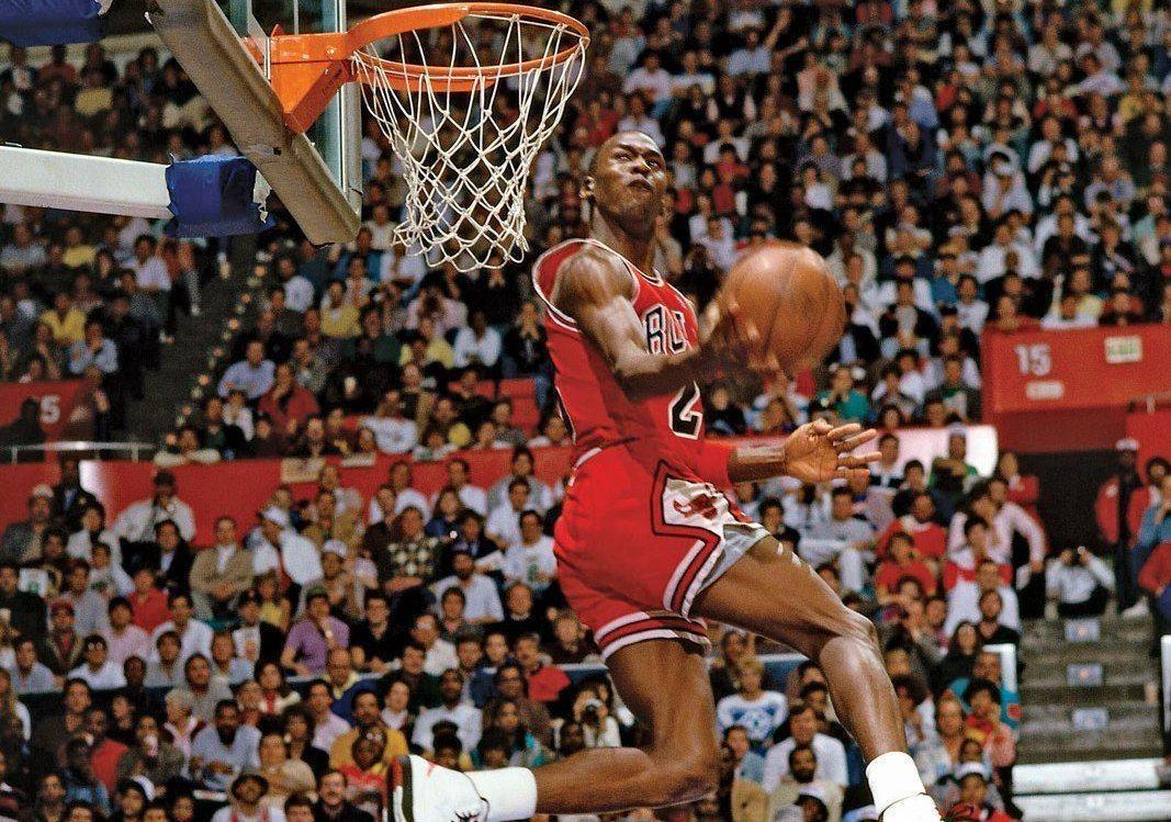 Michael Jordan Hd Wallpapers: Michael Jordan Dunk Wallpapers