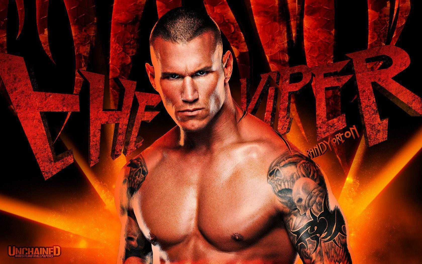 The Viper - Randy Orton Wallpaper (31658863) - Fanpop