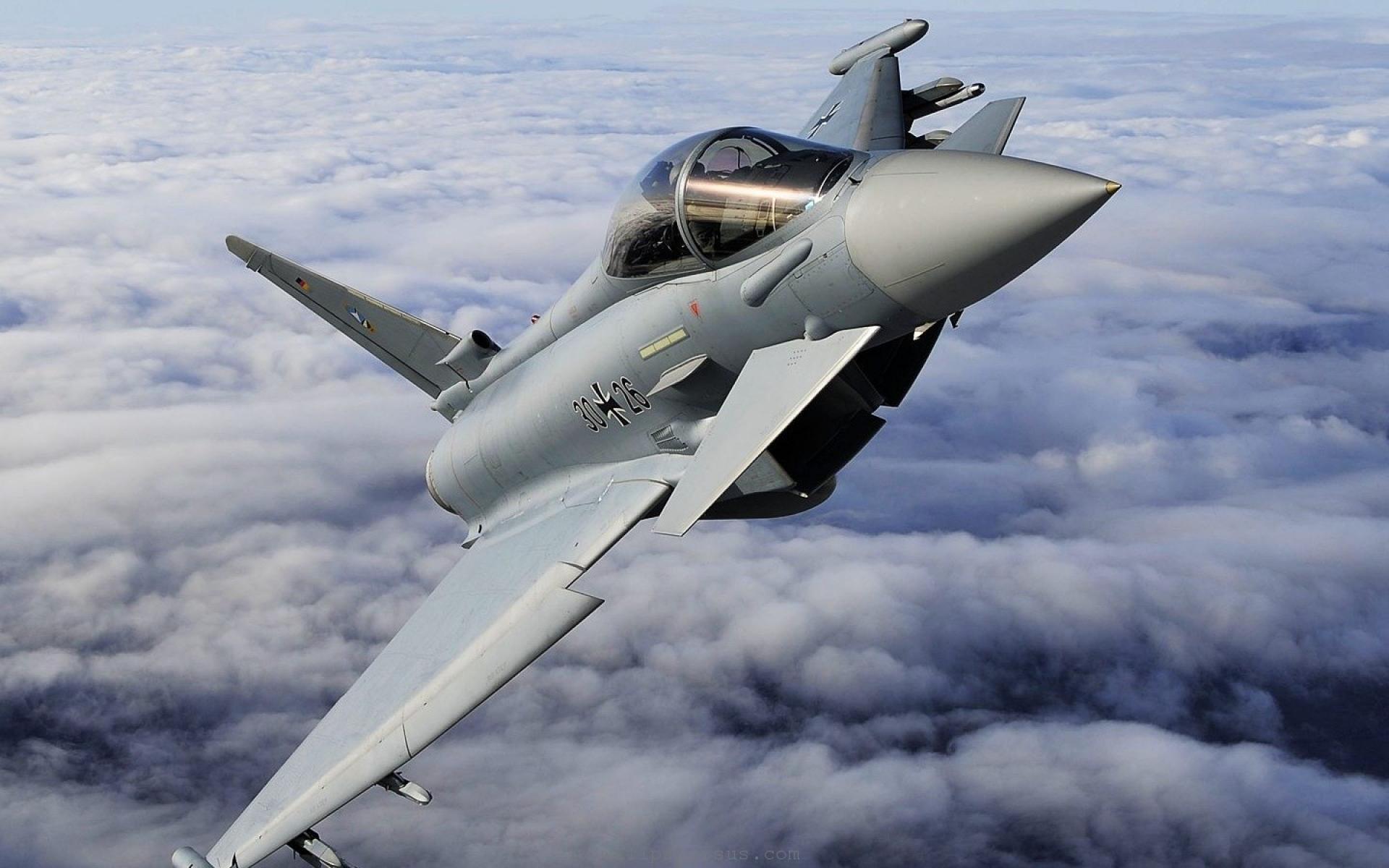 Eurofighter Typhoon Wallpapers Wallpaper Cave
