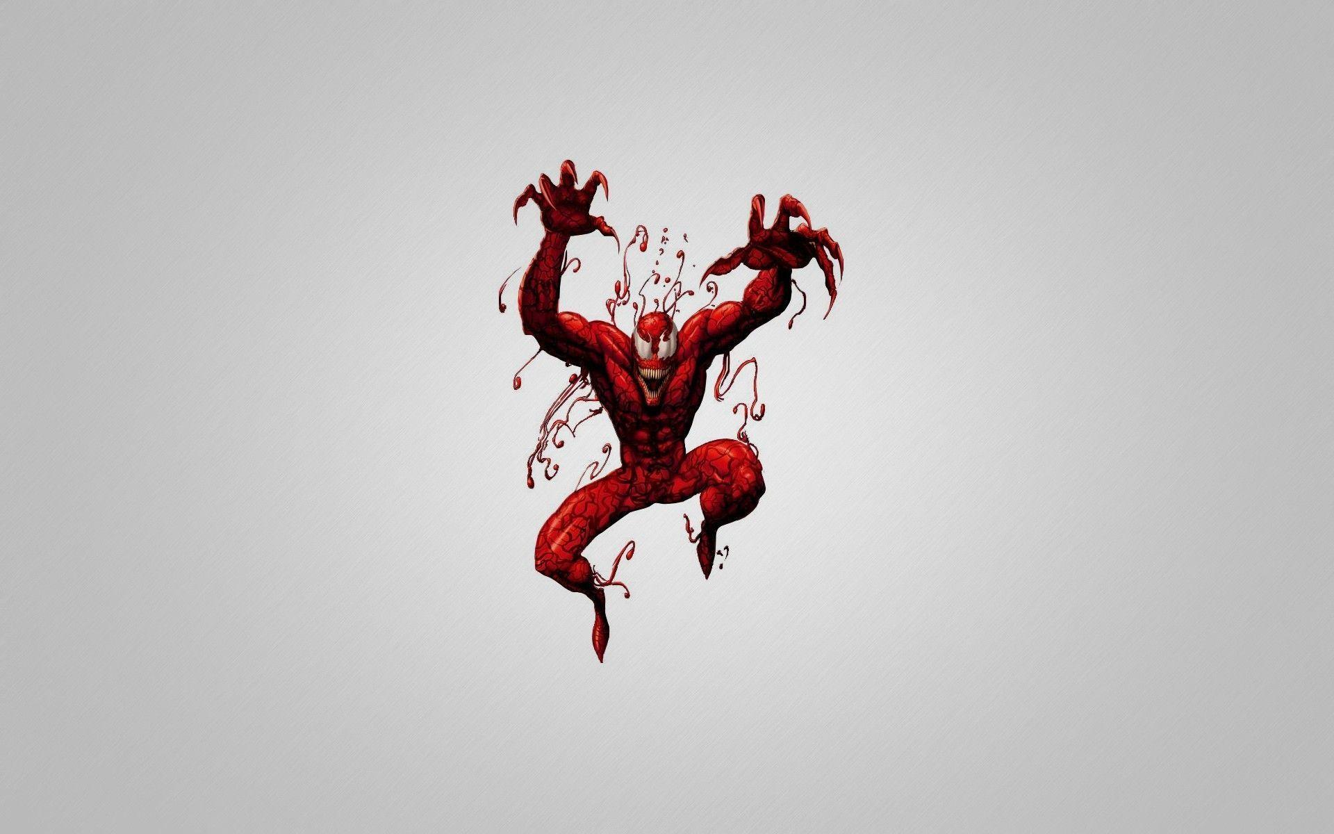 Spiderman Carnage wallpapers