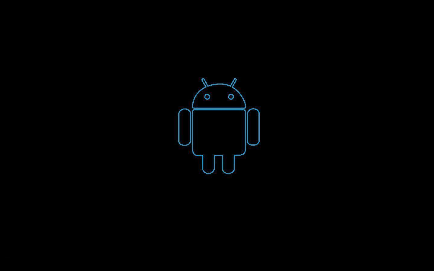 black android backgrounds hd