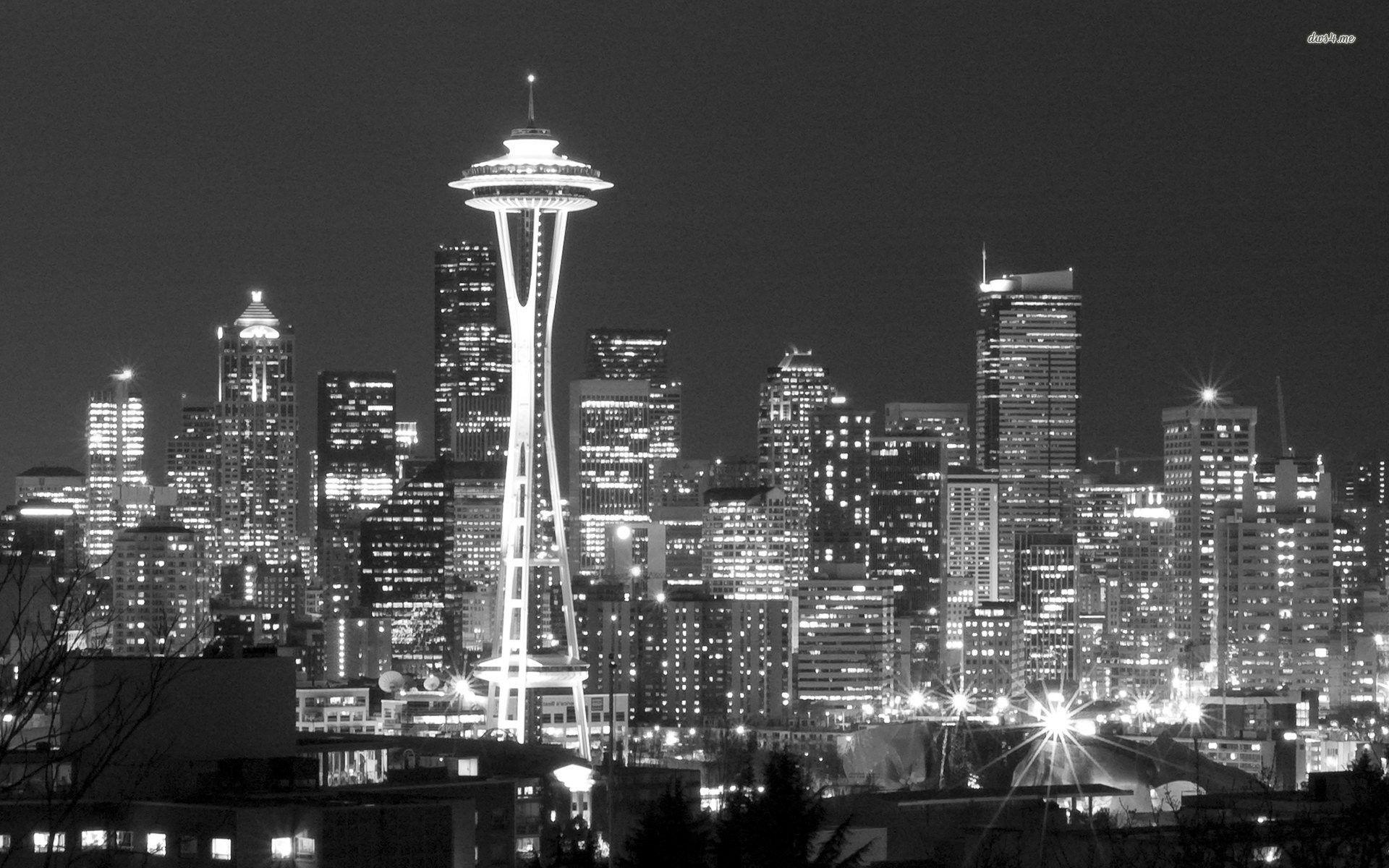 Space Needle Seattle Hd Wallpapers