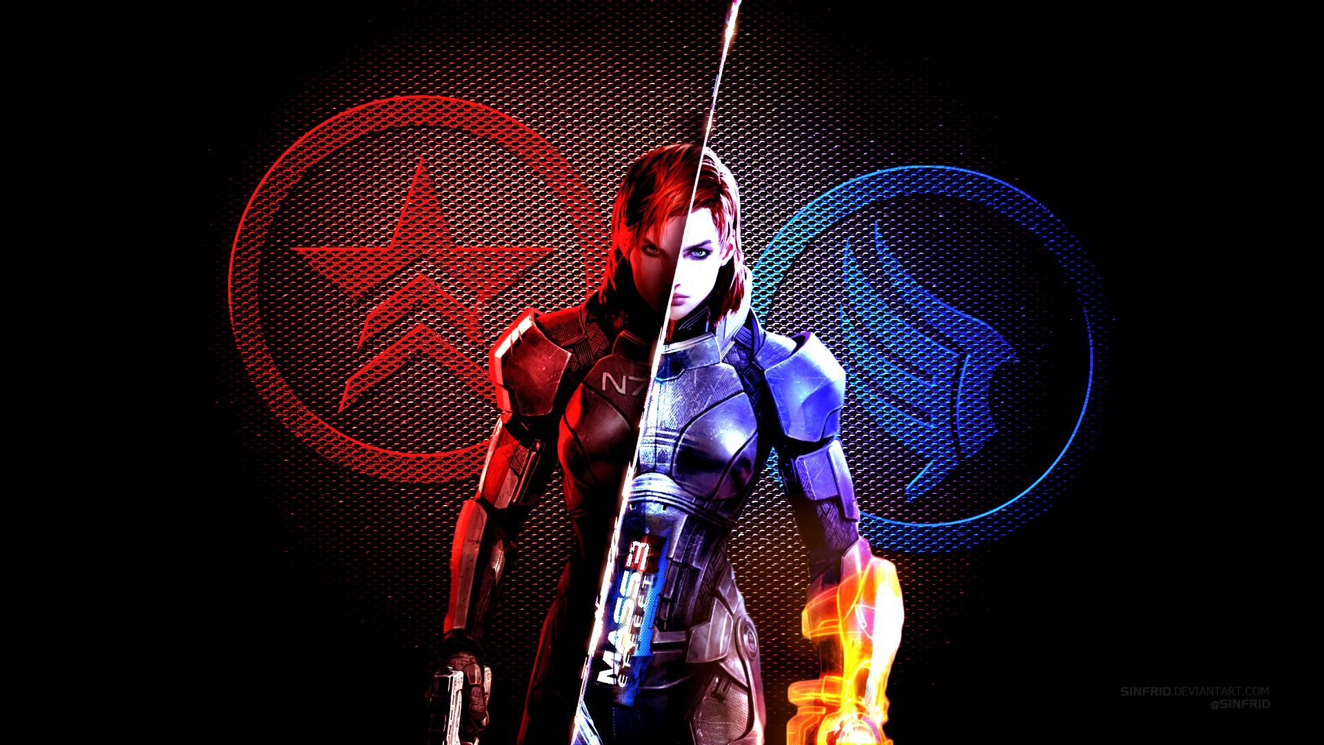 Mass Effect Wallpapers - Wallpaper Cave