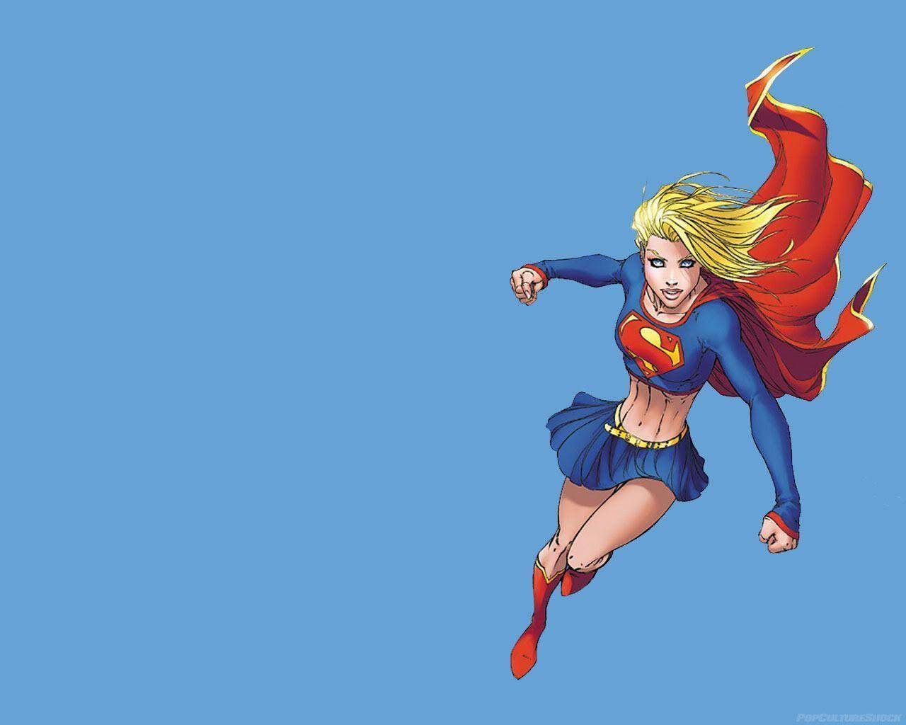 32 Supergirl Wallpapers