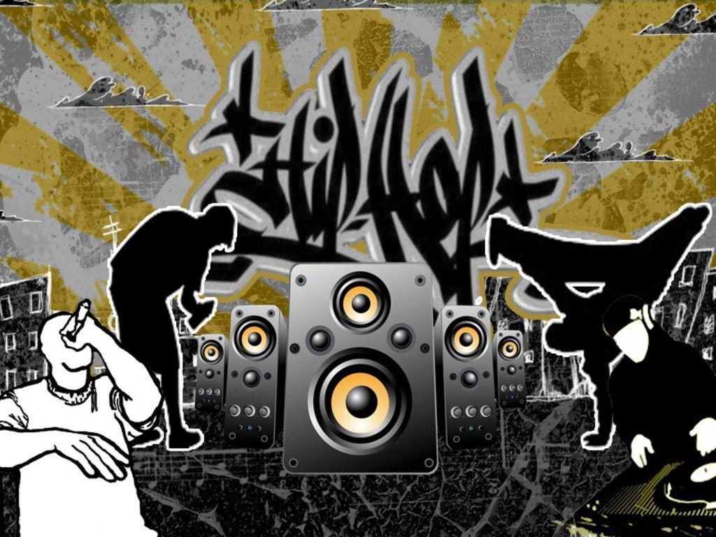 Hip Hop Graffiti Wallpapers Wallpaper Cave