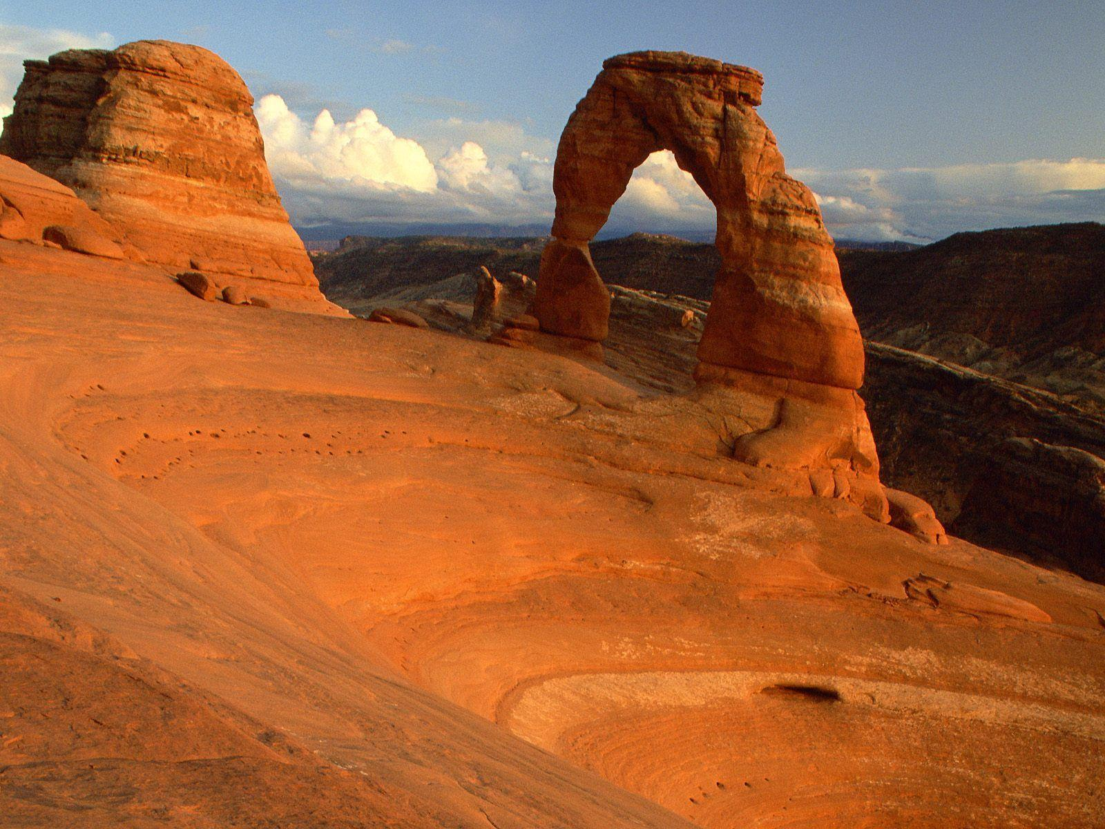 Arches National Park Utah Us