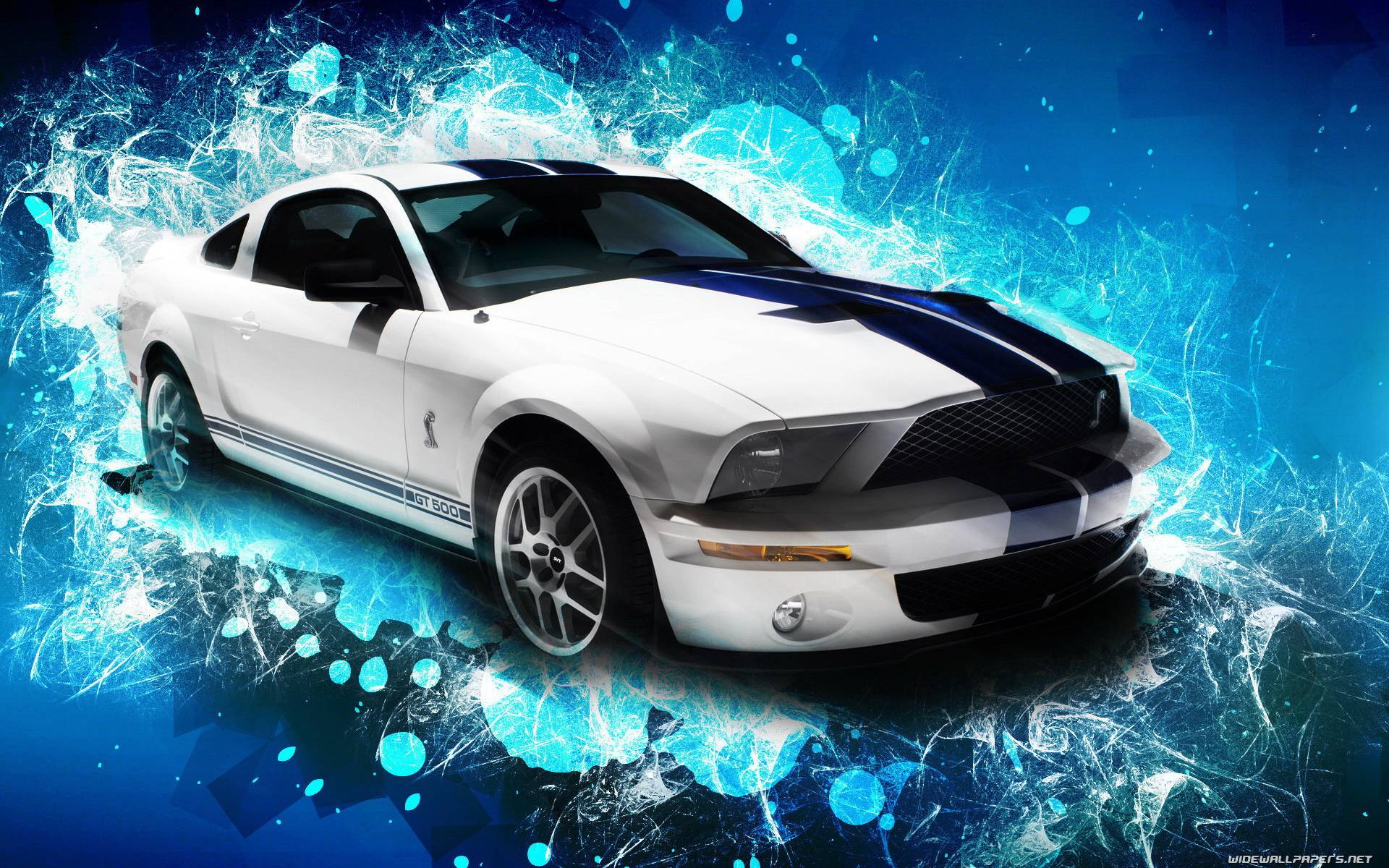 Wallpapers For > Cool Mustang Wallpapers Hd