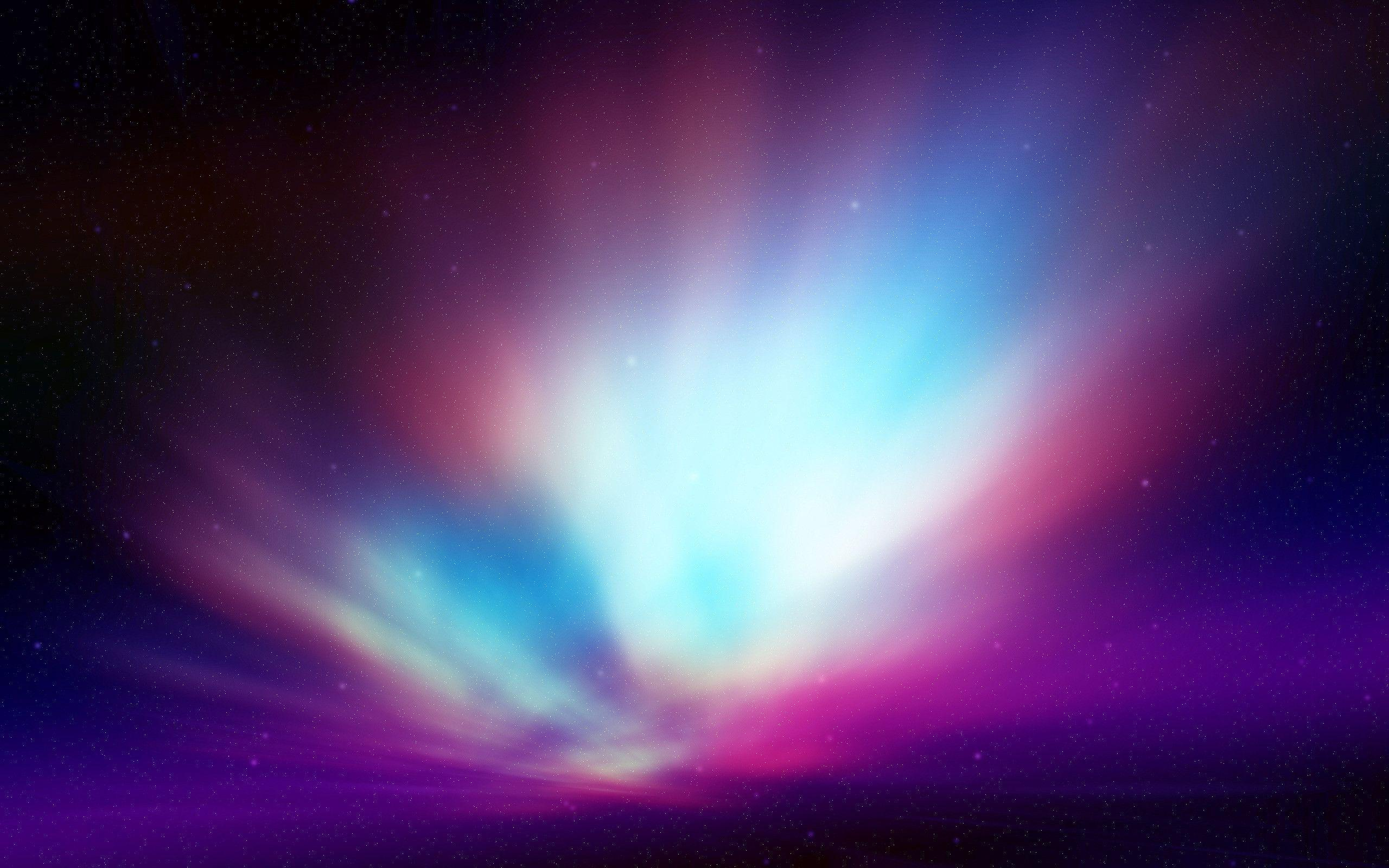 purple aurora borealis wallpapers x - photo #5