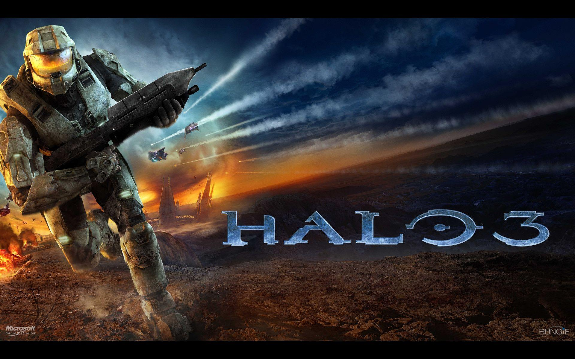 Halo 3 wallpapers wallpaper cave for Wallpaper three
