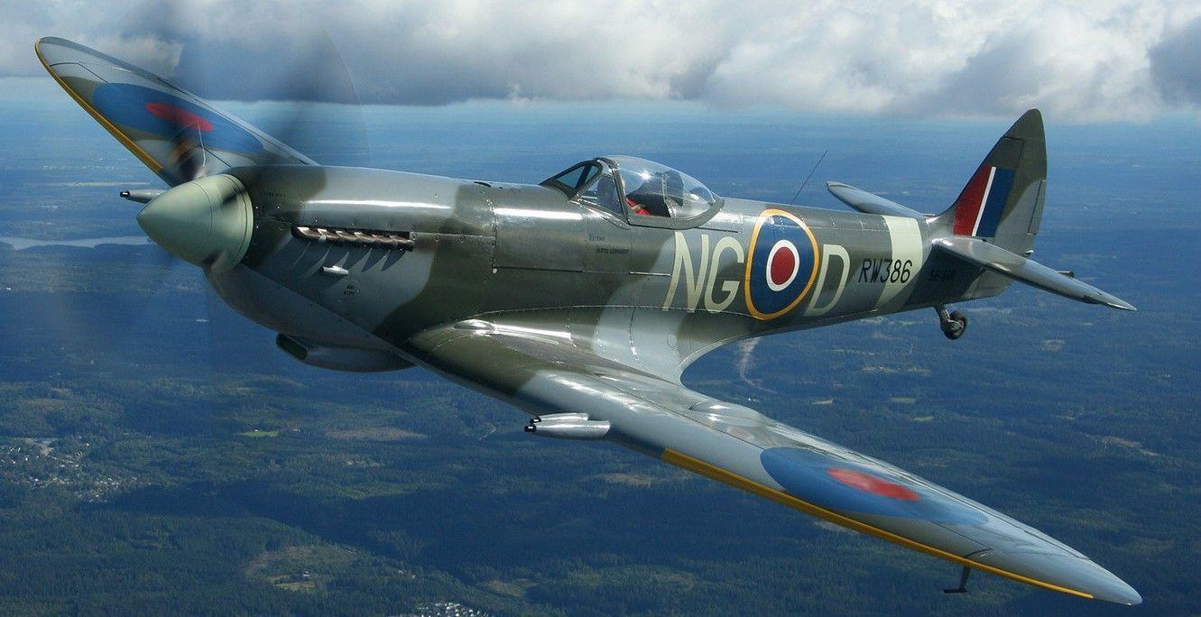 Supermarine Spitfire Wallpapers
