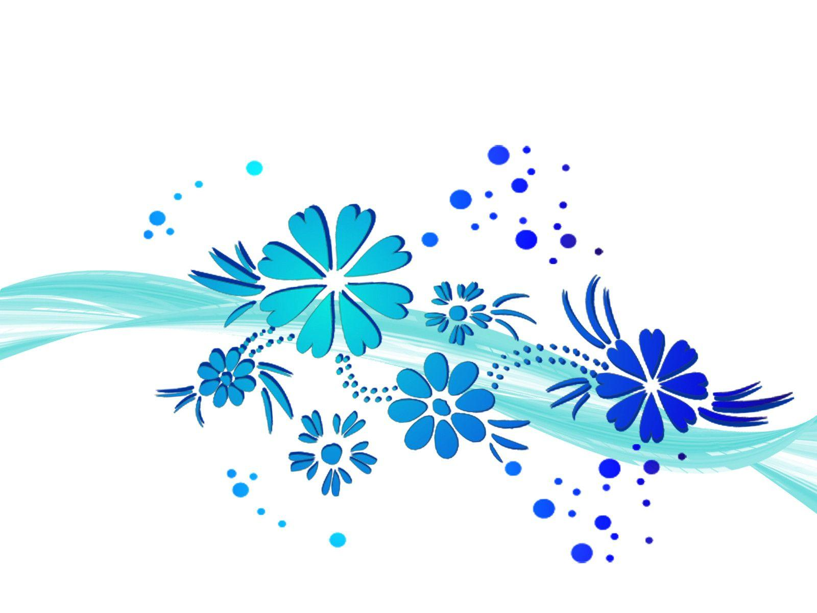 blue flowers backgrounds wallpaper cave