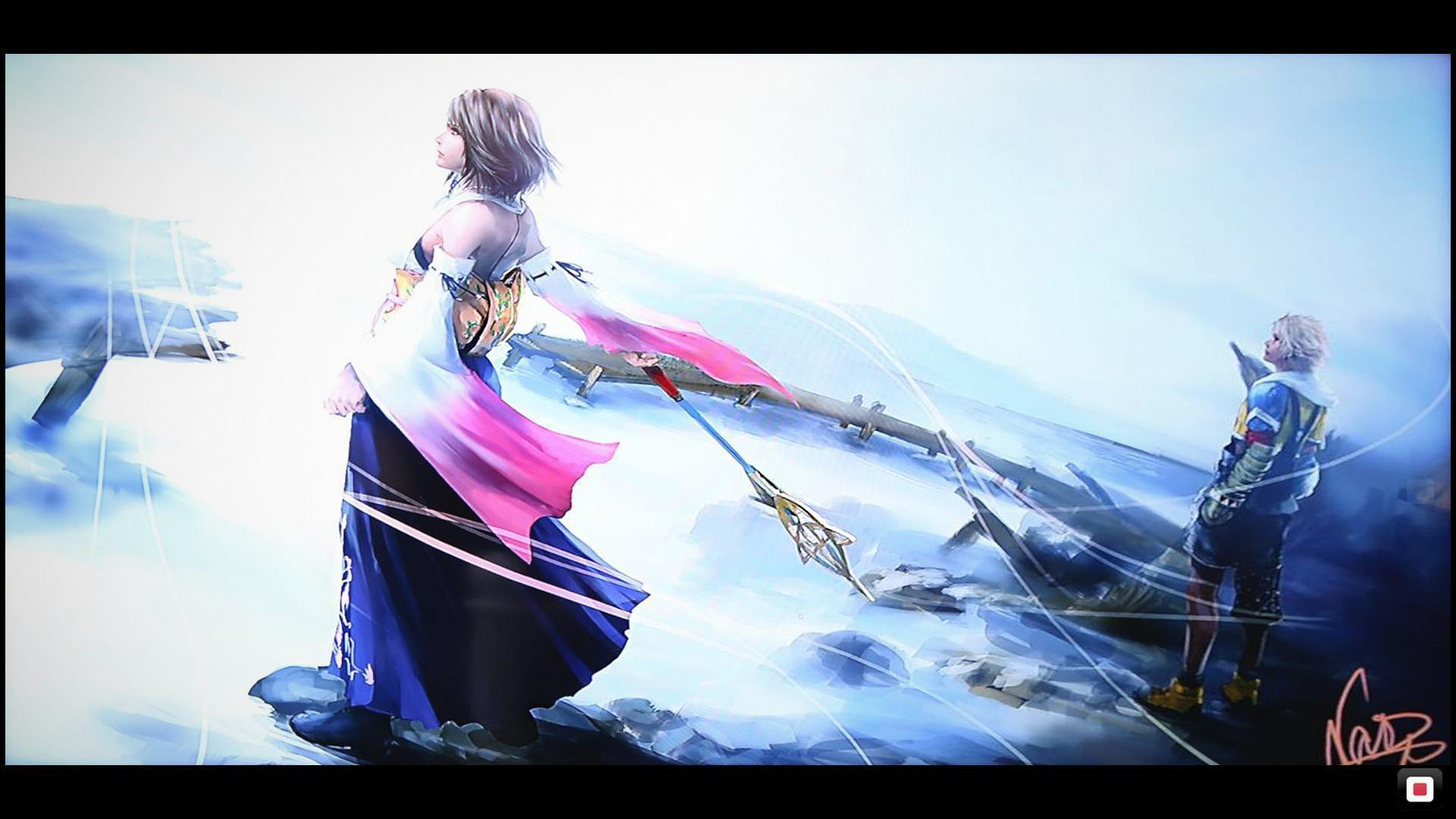 Final Fantasy Wallpapers 87 Background Pictures: Final Fantasy X Wallpapers