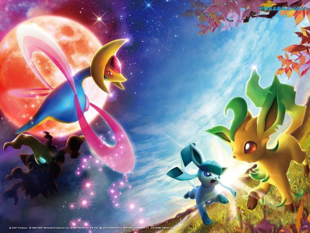 Cute Pokémon Backgrounds - Wallpaper Cave