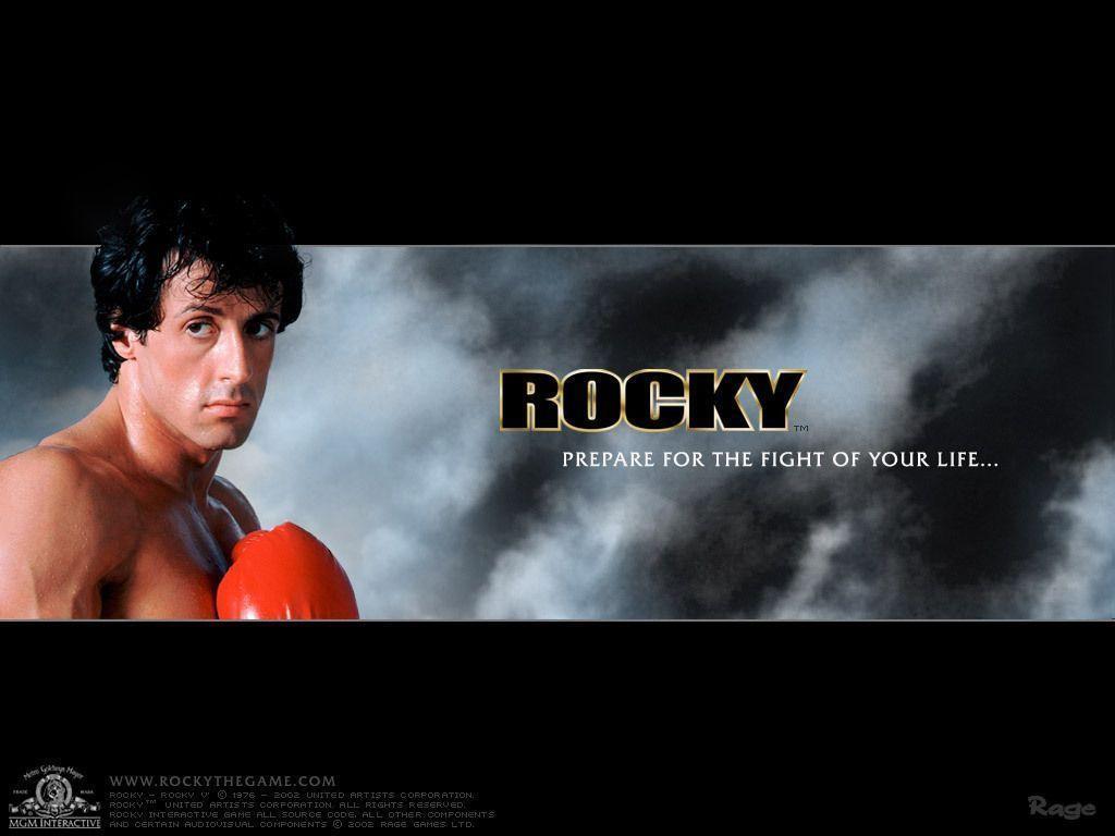 Sylvester Stallone as Rocky Balboa - Sylvester Stallone Wallpaper ...